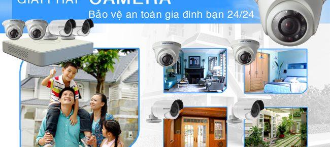 giải pháp camera analog cho gia đình